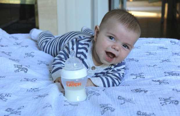 Gear Up For Baby   Munchkin LATCH Baby Bottles