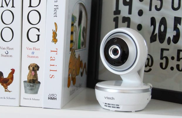 Peace of Mind with the VTech VM4261 Pan & Tilt Video Baby Monitor
