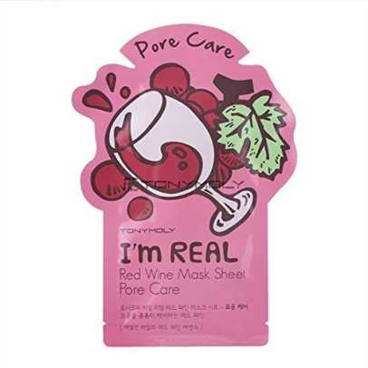 Tonymoly I'm Real Skin Care Facial Mask, 10 for $10.98.jpg