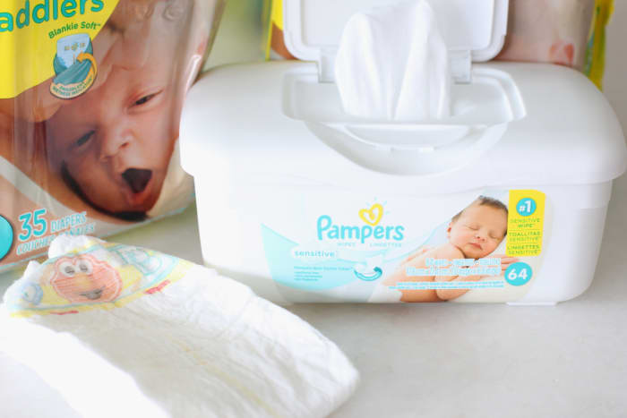 Gear Up For Baby Pampers Swaddlers Glamamom