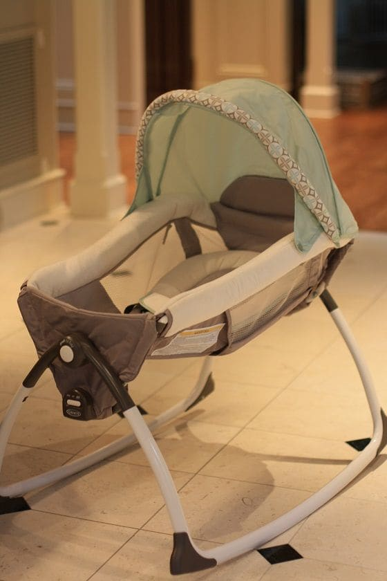 Graco Little Lounger Graco15forme Event Glamamom