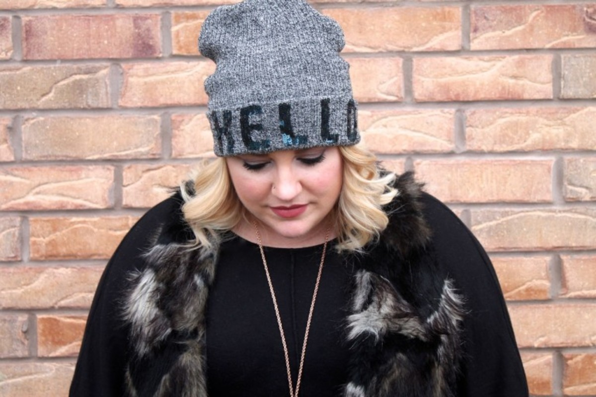 How To Add Glam To Your Winter Attire from amidstthechaos.ca