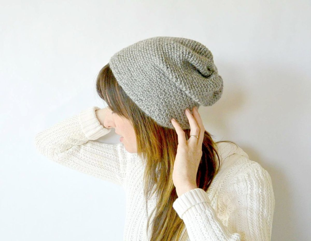 Favorite Style'n Beanie from mamainastitch.com
