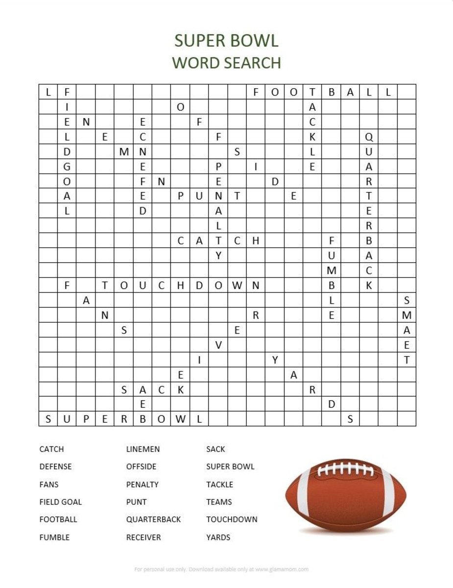 Super Bowl Word Search Answer Key.JPG