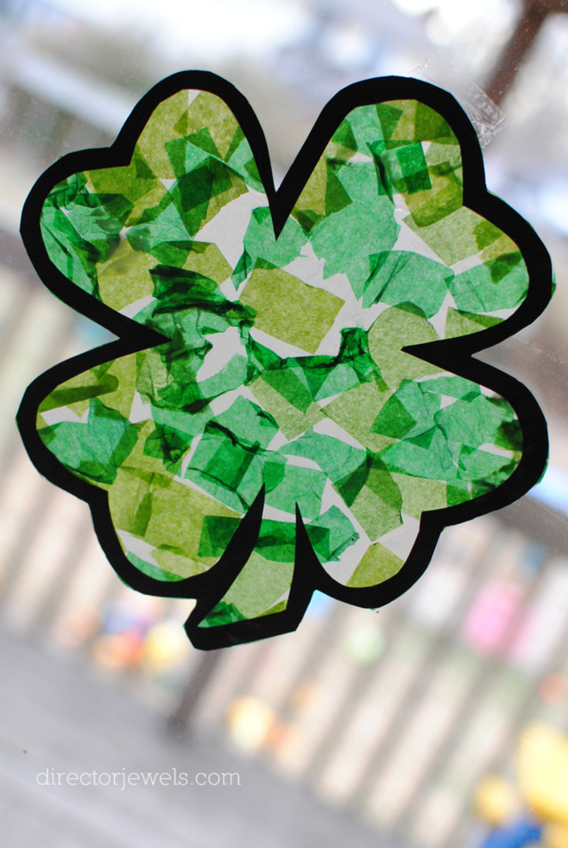 shamrock sun catcher st patricks day kids craft 10.jpg