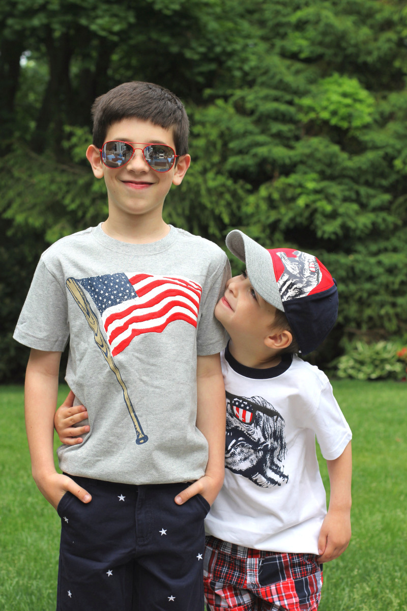 Gymboree Star Spangled Days Line
