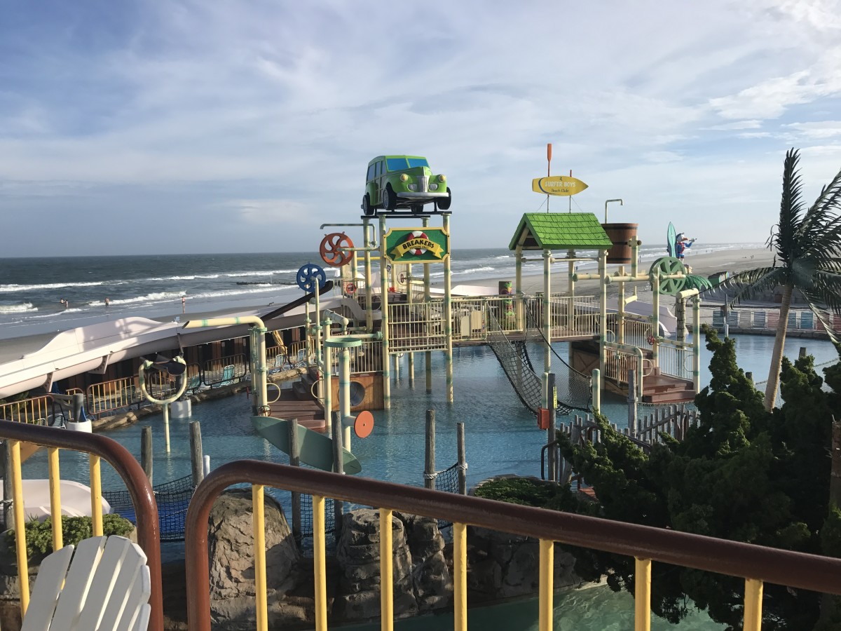 Moreys piers water parks