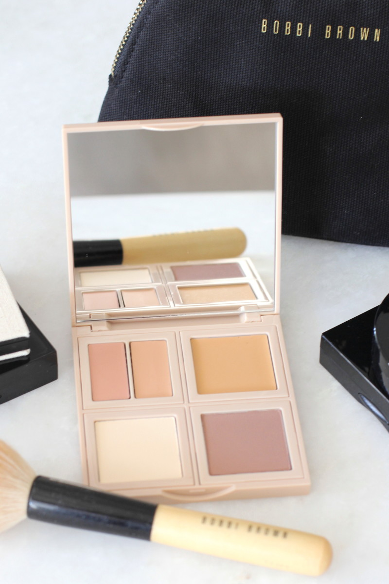 bobbi brown face compact