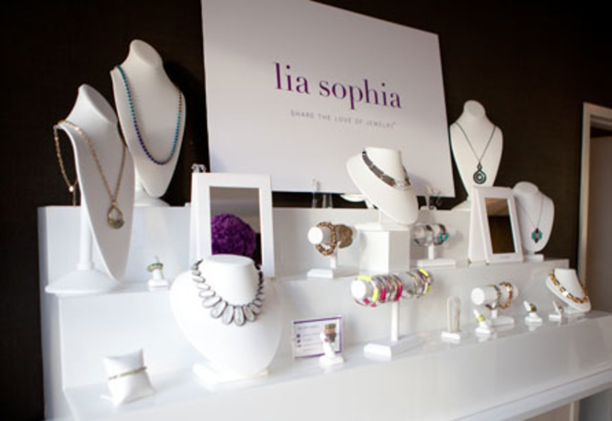 lia sophia spring/summer 2012 collection