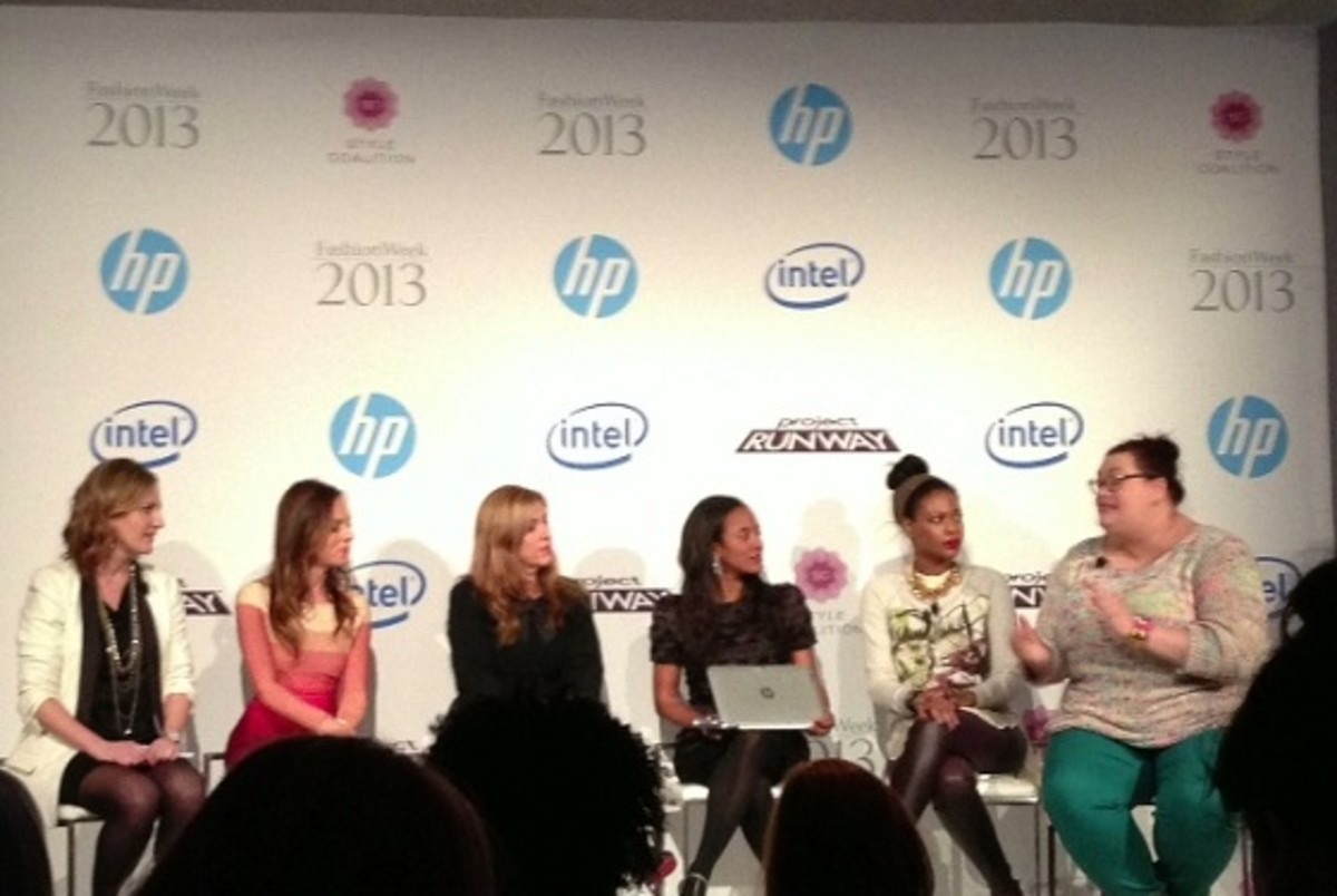 Style Coalition Fashion and Tech Panel