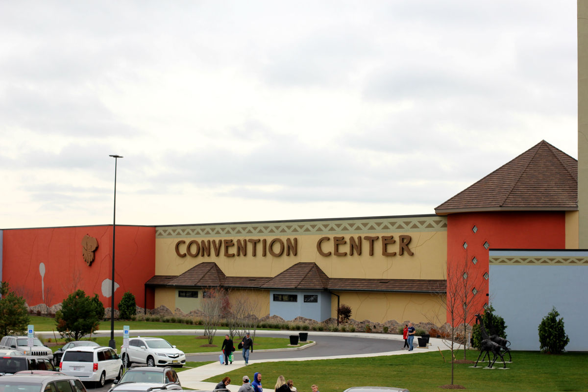 Kalahari Convention Center PA