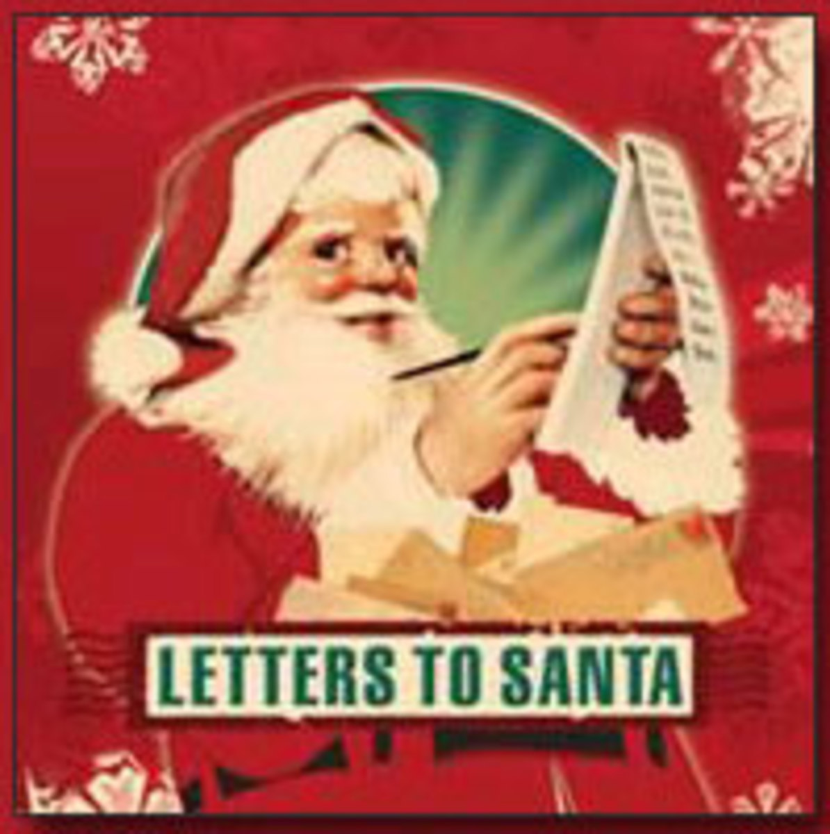 USPS Letters From Santa