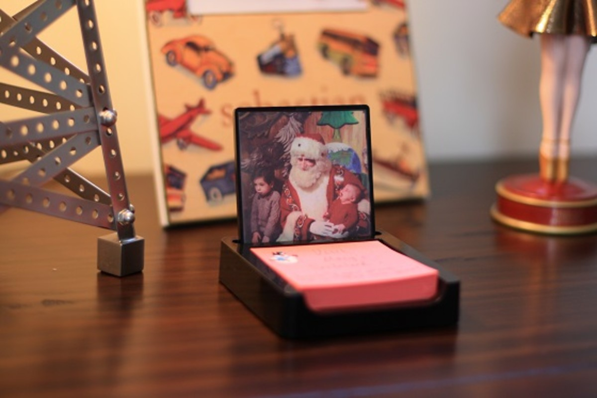 Post it Photo Frame