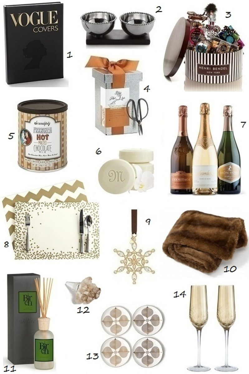 Holiday 2012: Glam Hostess Gifts