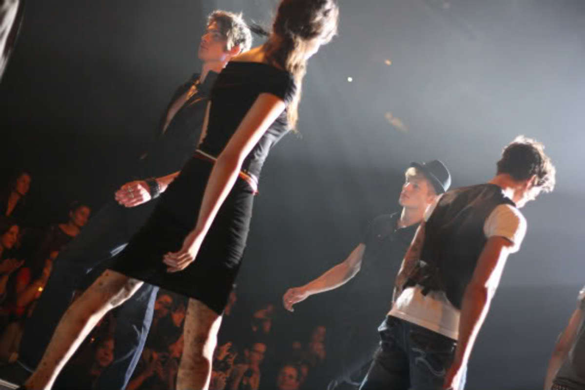 Rock & Republic for Kohl's Runway Finale