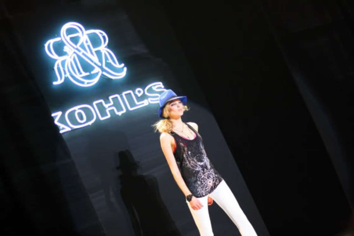 Rock & Republic for Kohl's New York Fashion Week Runway Show