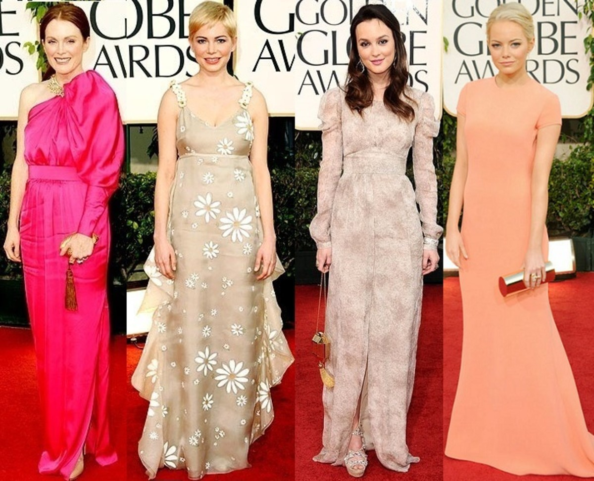 Golden Globes 2011 Boos