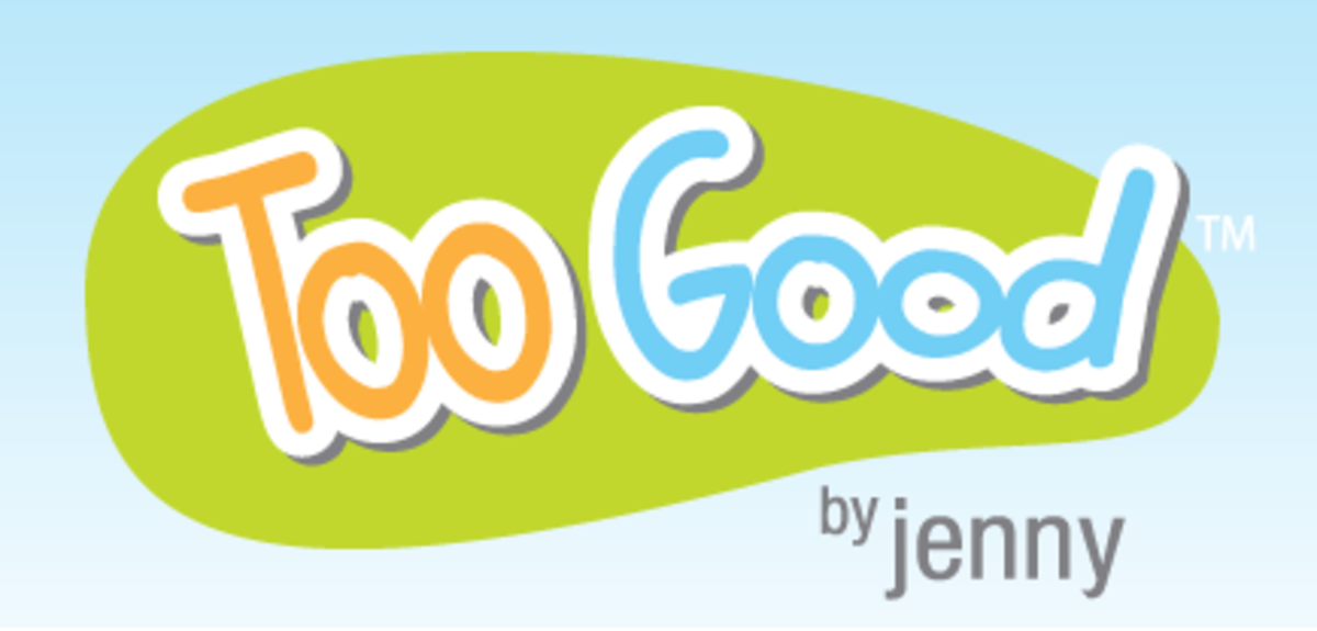 Too Good by Jenny McCarthy Logo