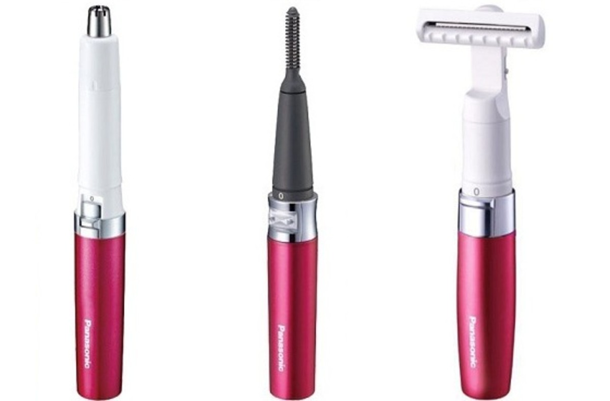 Panasonic Compact Beauty Tools