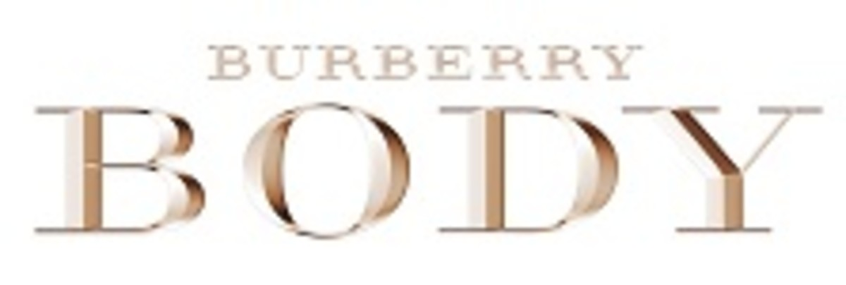 BURBERRY BODY Logo