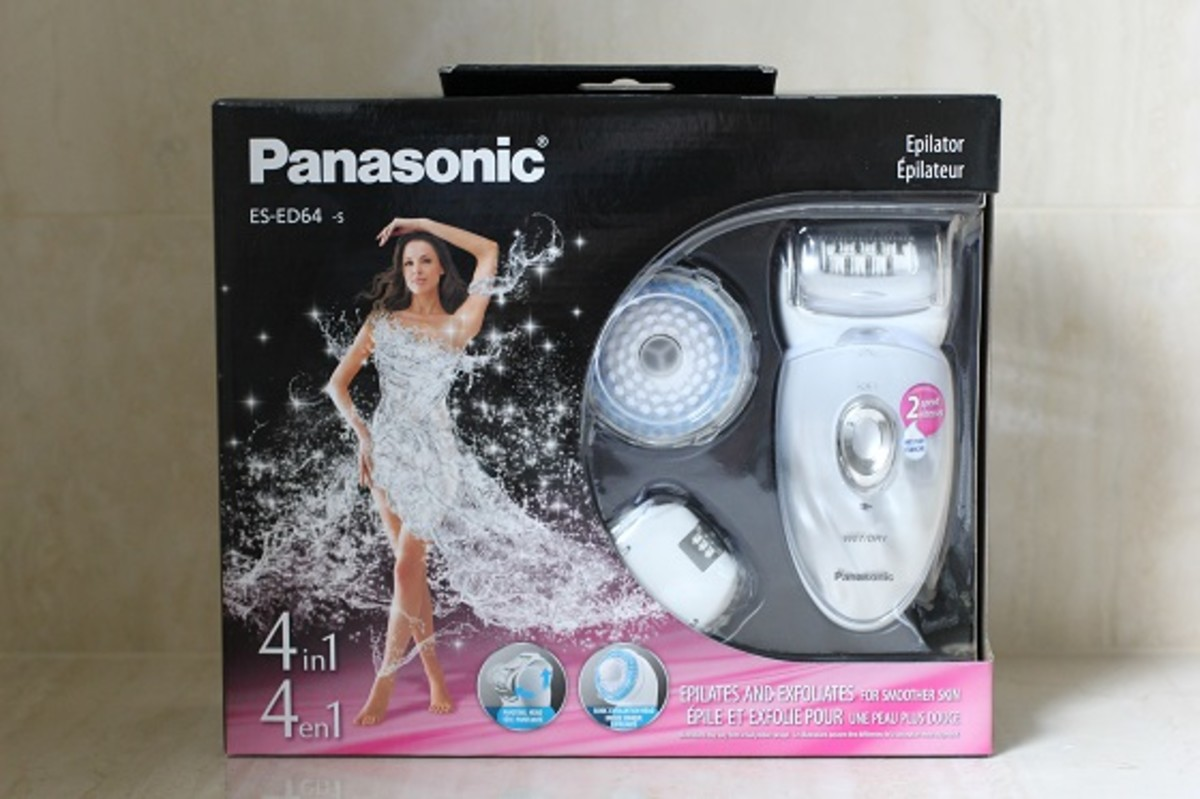 Panasonic Epilator