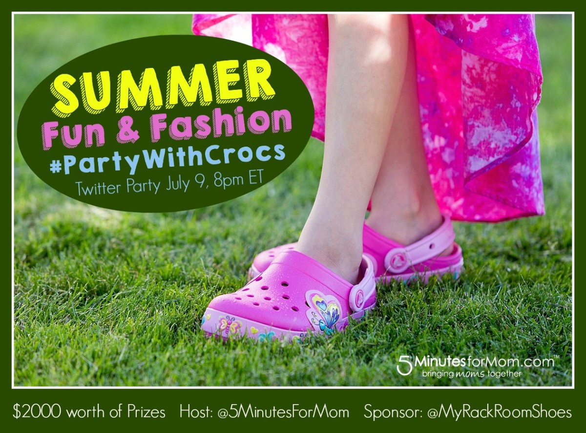 Summer-Fun-and-Fashion-PartyWithCrocs-Twitter-Party