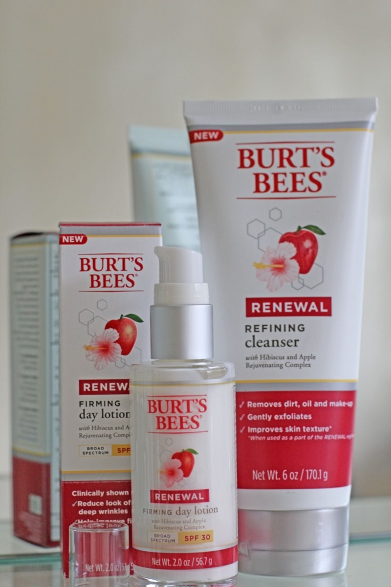 Burts-bees-renewal-collection