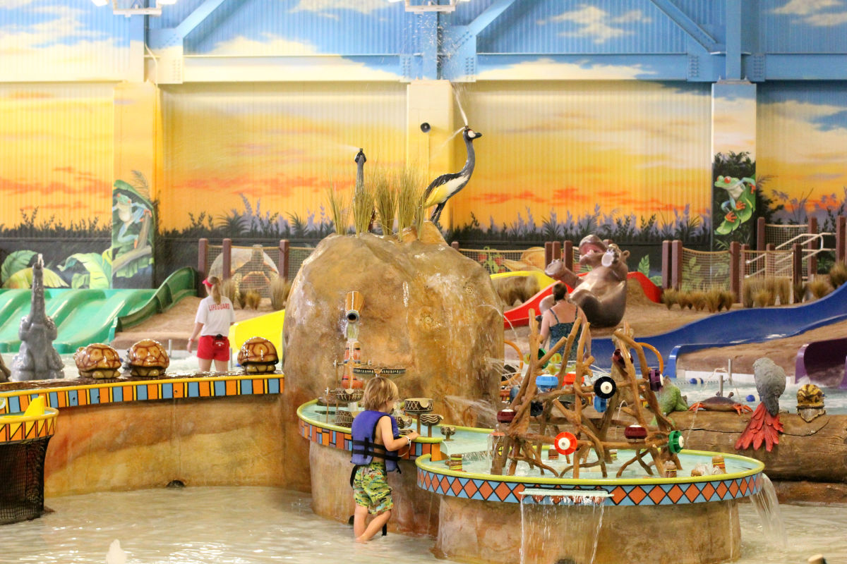 Kalahari Kids Area