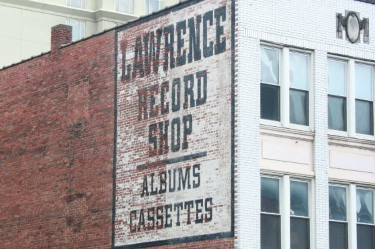 Lawrence Record Shop, Nashville