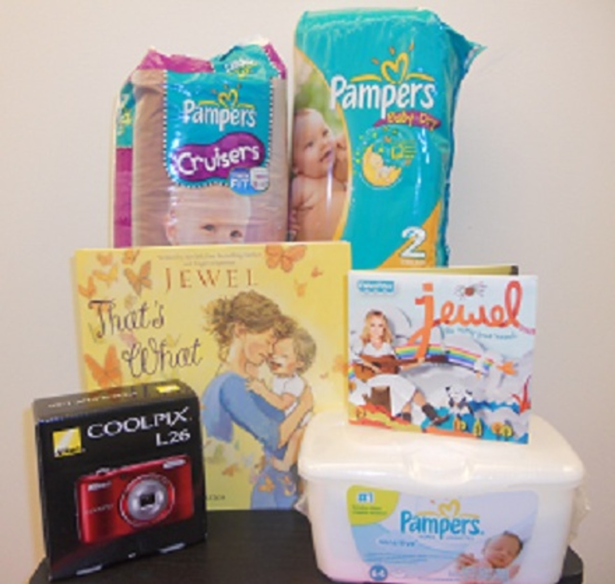 Pampers Beautiful Mornings Bundle