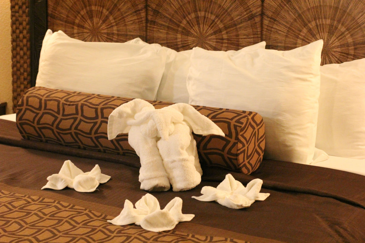 Towel Animals Kalahari