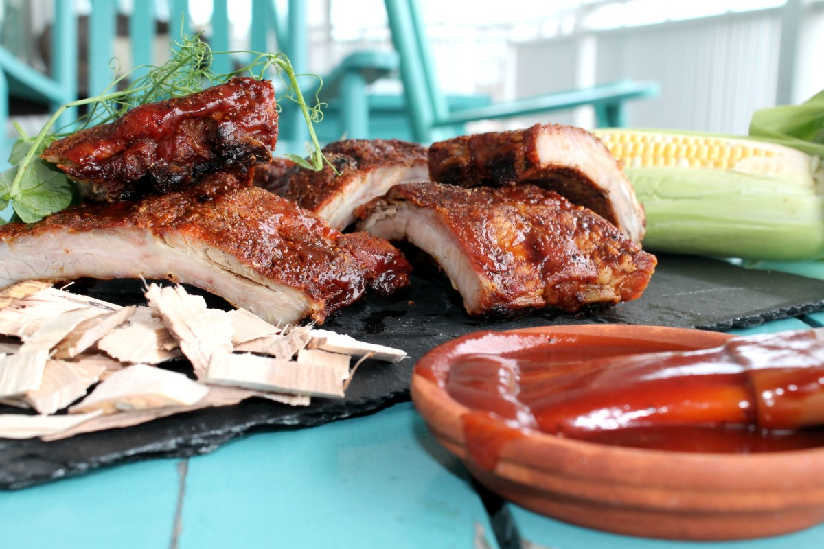 Chipotle BBQ Pork Ribs