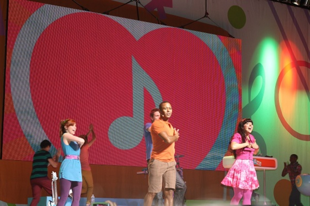 Fresh Beat Band Live at the Beacon Theatre