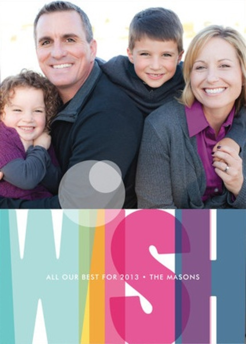 Minted.com's Unique Holiday Photo Cards