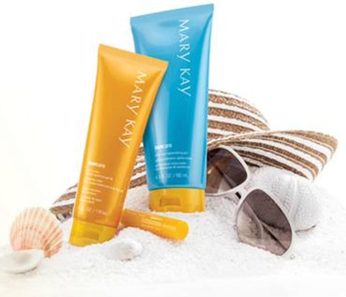 Mary Kay Sun Care Products