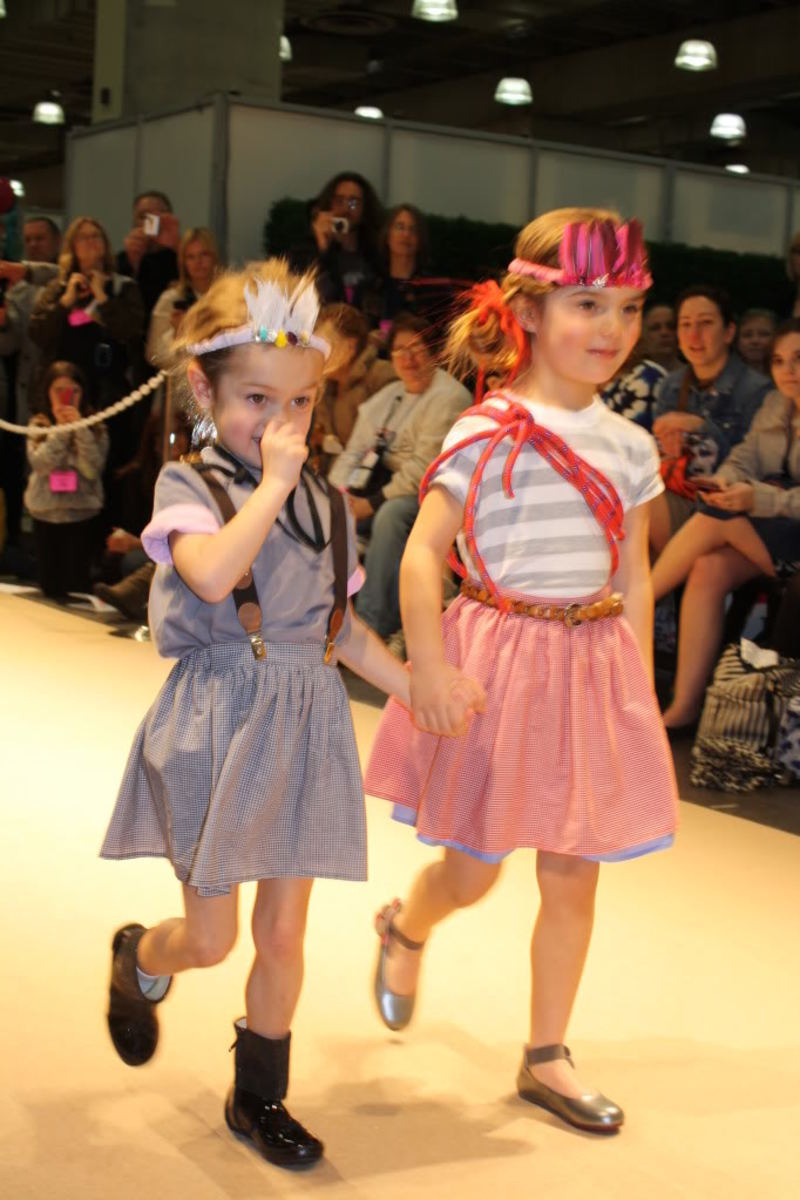 Umi ENK Vogue Bambini 2011 Fashion Show
