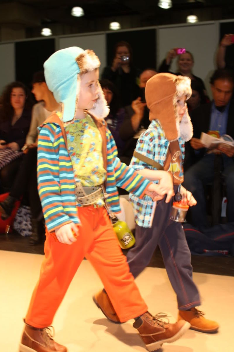 Zutano ENK Vogue Bambini 2011 Fashion Show