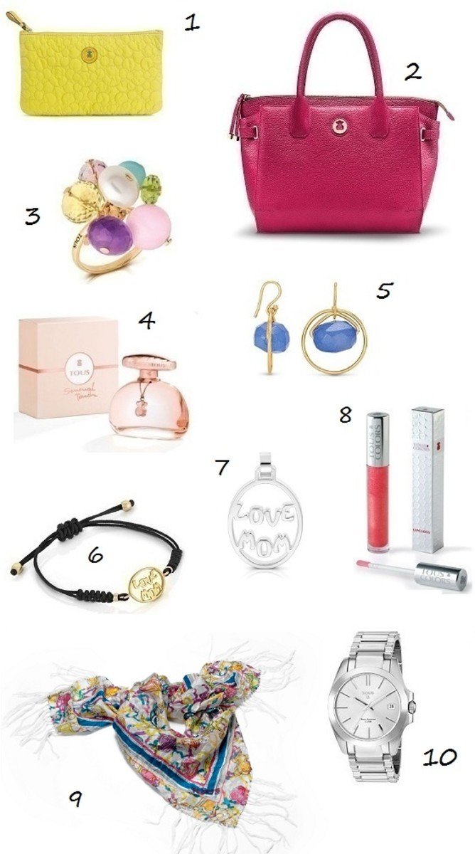 TOUS Mother's Day Picks