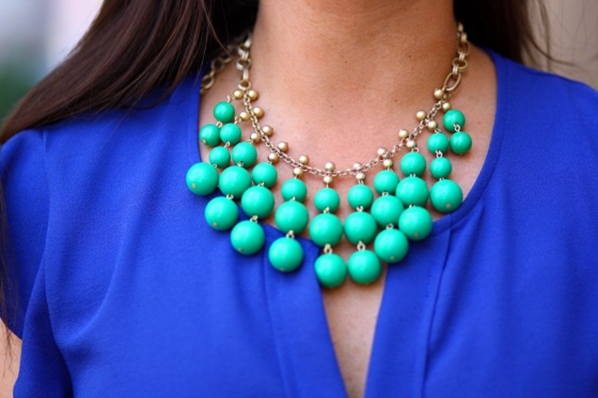 Stella Dot Jolie Necklace