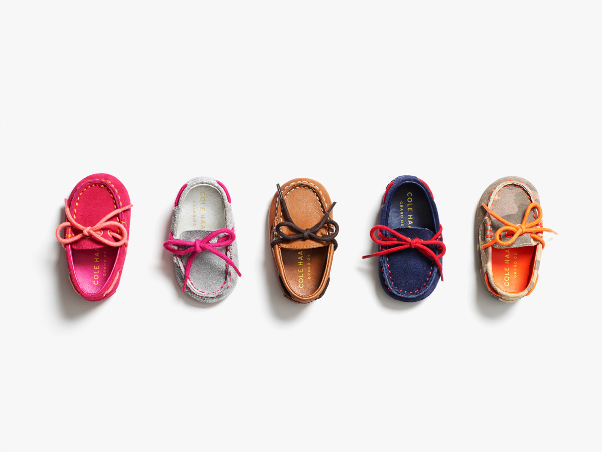 Spring 15 Cole Haan Kids Collection_Layette