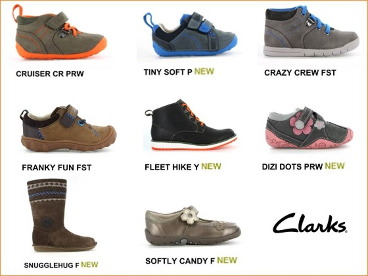 Clarks Blogger Giveaway Product