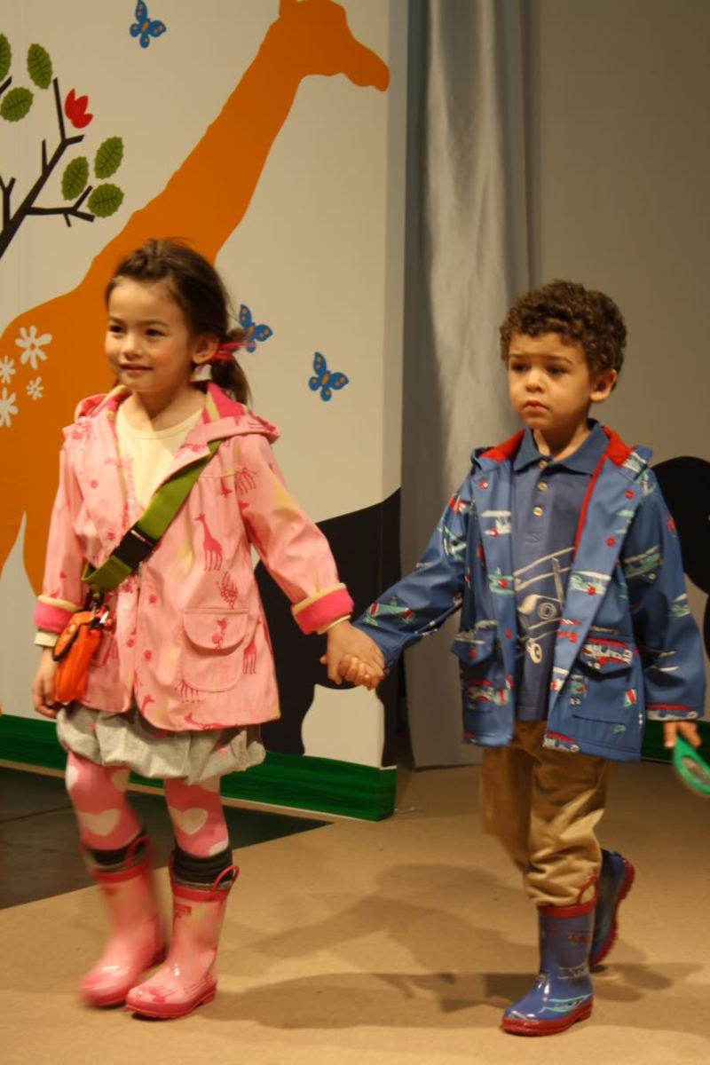 Hately ENK Vogue Bambini 2011 Fashion Show