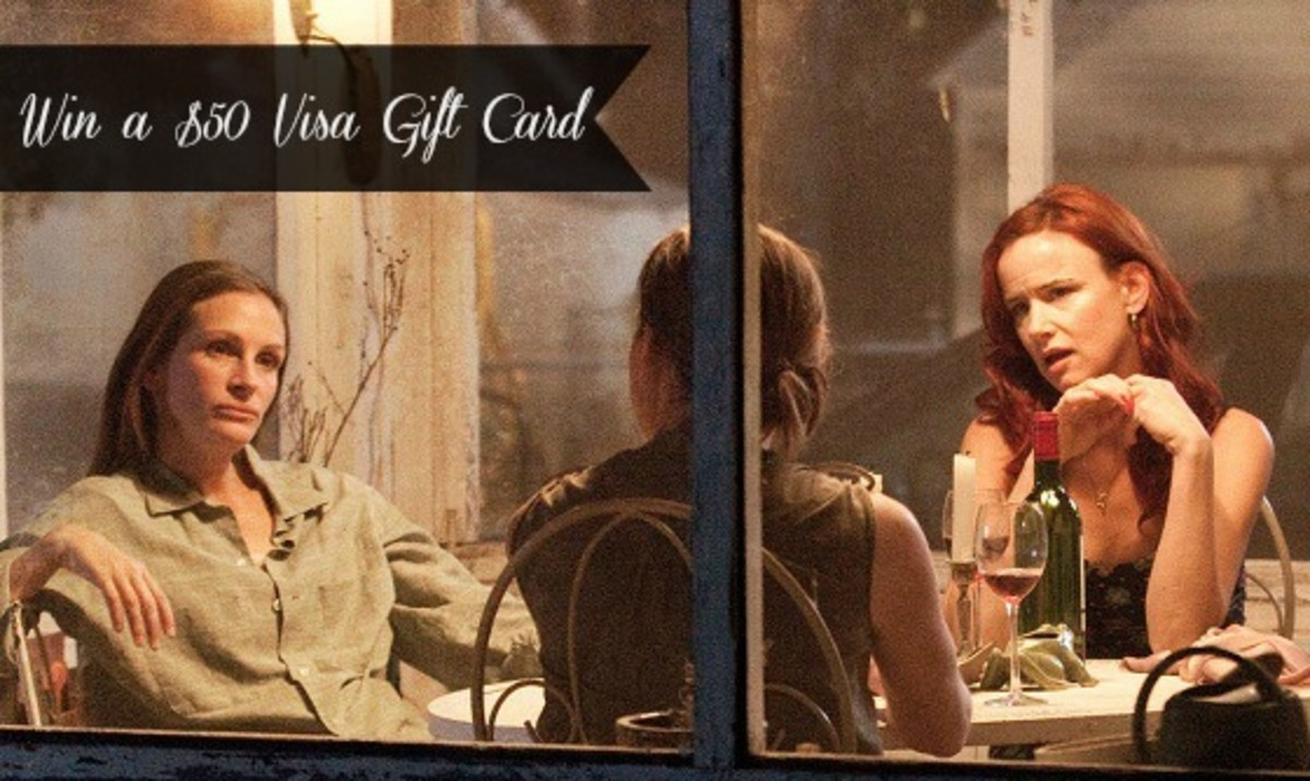 Win a $50 Visa Gift Card to see August: Osage County