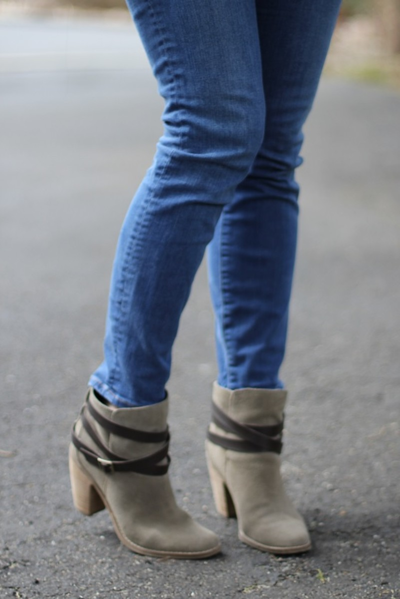 DV by Dolce Vita Java Booties