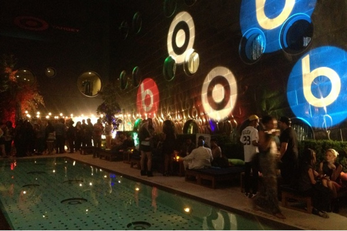 Beats by Dr. Dre Mixr Headphones Launch Party