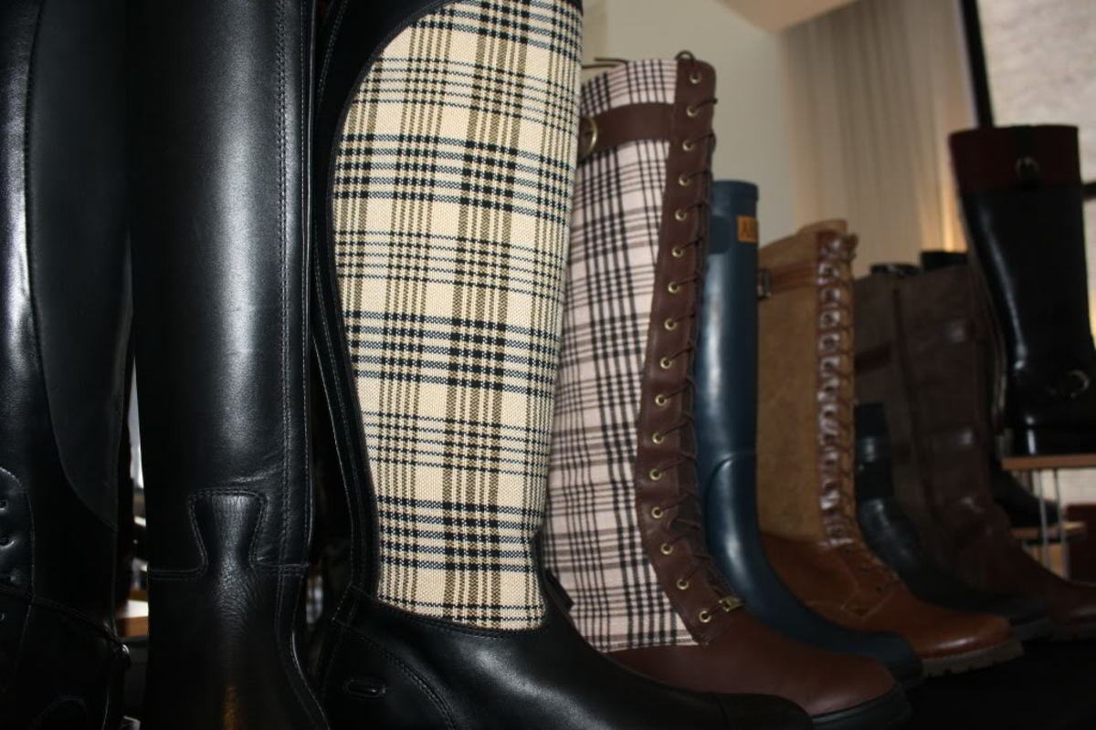 Ariat International Rain Boots Fall 2011