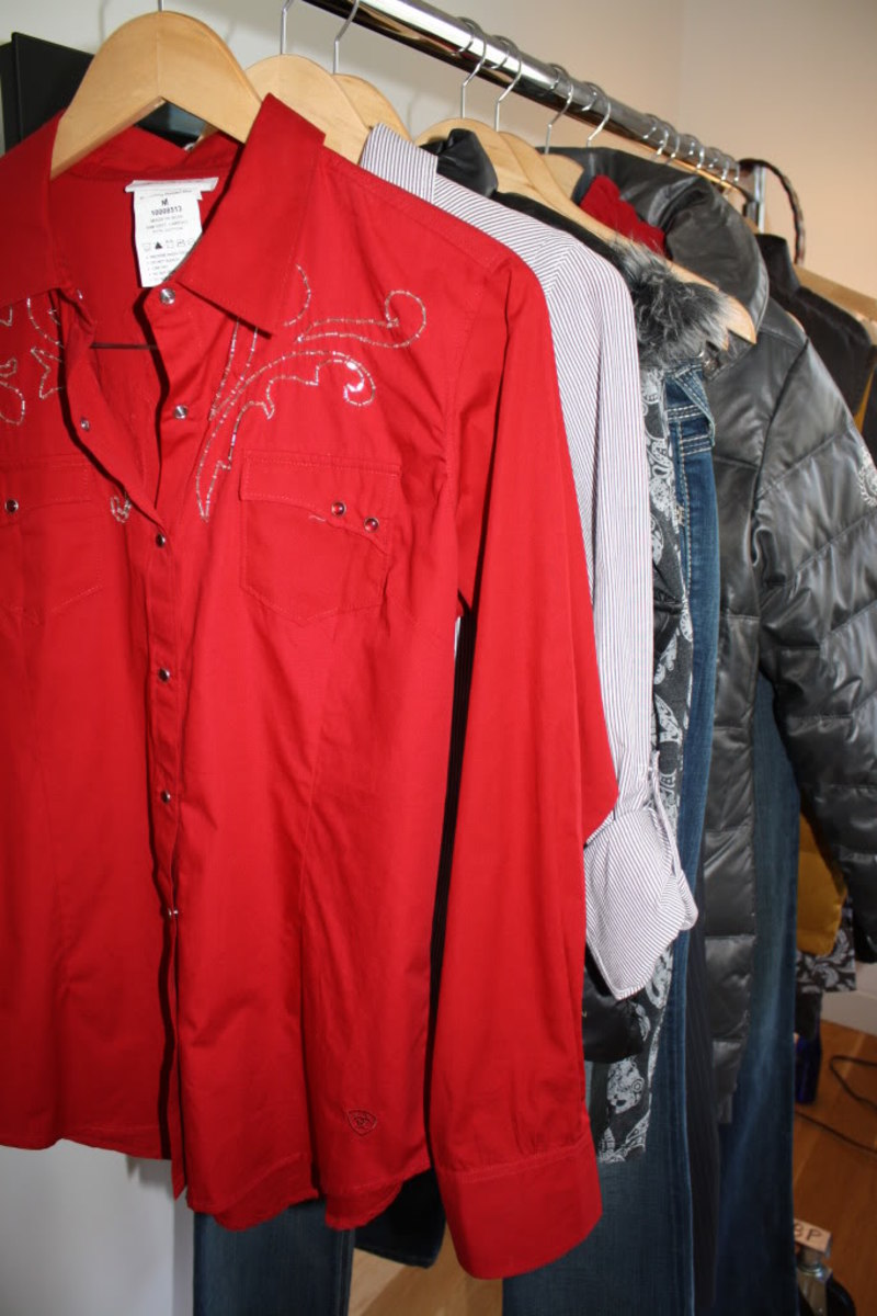 Ariat International Women's Apparel Fall 2011
