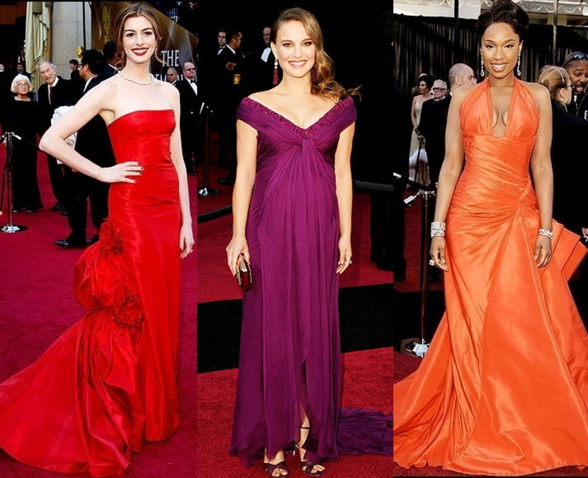 Glamamom's Academy Awards 2011 Red Carpet Oohs