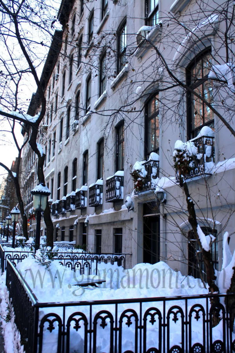 Fitzroy Townhouses New York