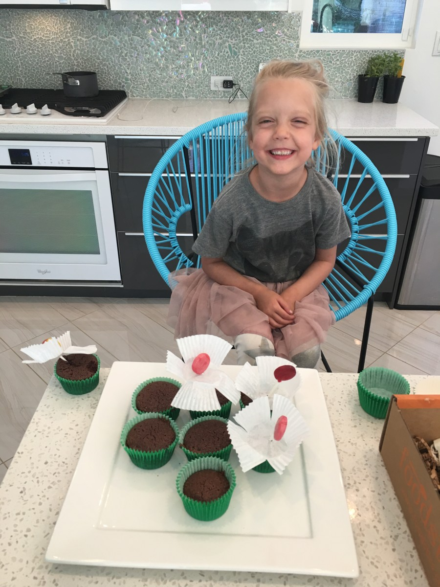 foodstirs blooming brownie kit